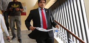Ministro del Interior Juan Carrasco Millones evalúa renunciar hoy al cargo