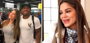 """Vanessa Jerí revela que Jefferson Farfán es un gran padrino con su hija: """"Siempre tiene detalles"""""""