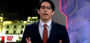 Sebastián Salazar: denunciado por afirmar que Pedro Castillo tiene relación con el MRTA y Sendero Luminoso