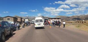 Cusco: estudiante muere tras ser atropellado por una combi