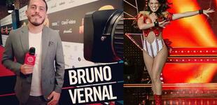 Jazmín Pinedo: periodista Bruno Vernal responde tras sufrir desplante
