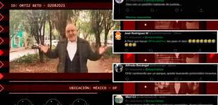 """Carla García comparte 'promo' de Beto Ortiz """"clandestino"""" y usuarios criticaron su regreso a la TV"""