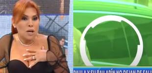 """Magaly sobre ampay de Paula Manzanal tras ruptura con Fabio: """"Ya lo cambiaron"""" [VIDEO]"""