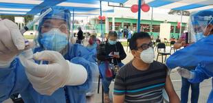 Vacunatón: Minsa anunció que mayores de 38 años serán inoculados del 6 al 8 de agosto