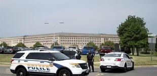 EE. UU.: cierran el Pentágono ante evento de tiroteo que dejó varios heridos y un policía muerto [VIDEO]