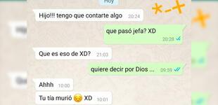 ¿Qué significa 'xD' y por qué se usa para responder chats en WhatsApp?
