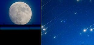 Calendario astronómico: luna azul y lluvia de estrellas Perseidas ocurrirán en agosto 2021