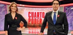 """César Hildebrandt dice que han convertido a Cuarto Poder en un """"nauseabundo programa"""" [VIDEO]"""
