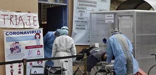 """Bolivia ya tiene el primer caso de """"hongo negro"""" en paciente recuperado de COVID-19"""