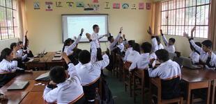 Capacitarán de manera gratuita a profesores de colegios en todo el Perú