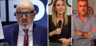 """Beto Ortiz critica a Nicolás Lúcar y Juliana Oxenford: """"Mandaron el país al basurero"""""""