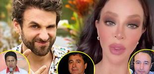 Rodrigo González afirma que el novio de Sheyla Rojas es una mezcla entre Cerrón y Alfredo Zambrano