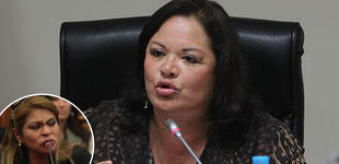Rosario Sasieta jura que demandará a usuaria que le  recordó el caso 'lava pies'