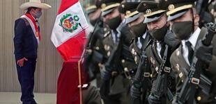 Pedro Castillo: Fuerzas Armadas y PNP lo reconocerán como su nuevo jefe supremo