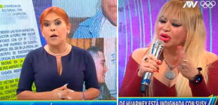"""Magaly Medina avergonzada por actitud machista de Susy: """"Jamás pensé escucharlo de ella"""" [VIDEO]"""