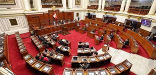Congreso aprobó dictamen que interpreta cuestión de confianza