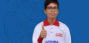 Primer puesto en San Marcos aspira ser presidente del Perú