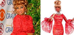 ¿Es una realidad? Barbie lanzará nueva muñeca inspirada en Celia Cruz
