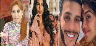 "Magaly confundió nombre de Vania con el de ex de Mario Irivarren: ""Un regalo a Ivana Yturbe"" [VIDEO]"