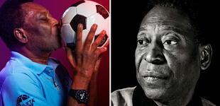 Pelé regresa a UCI tras operación al colon por tumor