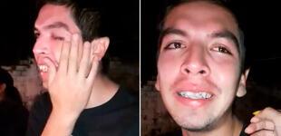 """Joven llora al ser invitado a beber por la familia de su novia: """"Me siento tan aceptado"""" [VIDEO]"""