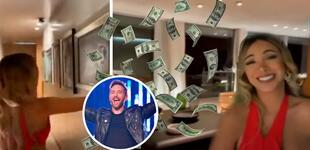Magaly Tv: Paula muestra el interior de la lujosa mansión del DJ David Guetta valorizada en $30 millones
