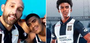 """Hernán Barcos: """"Oslimg Mora quiere Selección, no me vengan con Aldo Corzo"""""""