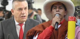 """Urresti critica a Castillo por no usar su sombrero en el aeropuerto: """"Acá no se lo saca"""" [FOTO]"""