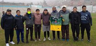 Copa  Perú: ex jugador de Alianza que se salvó de tragedia del Fokker quiere ascenso