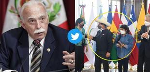 Carlos Tubino lanza desatinado comentario contra la pareja presidencial y usuarios los defienden [FOTOS]