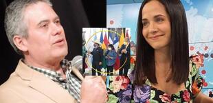 Sigrid Bazán responde ex técnico de Fuerza Popular por insultar a la primera dama [FOTO]