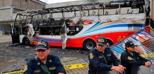 Indecopi multa con más de S/ 3 millones a empresa Sajy Bus por muerte de 17 pasajeros