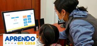 Aprendo en casa 2021 - Semana 23: MIRA AQUÍ los horarios de TV Perú y Radio Nacional