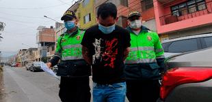 SMP: PNP captura a sujeto requisitoriado por violación sexual