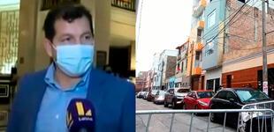 Pedro Castillo: dueño de la casa en Breña también viajó a EE.UU. como invitado del presidente [VIDEO]