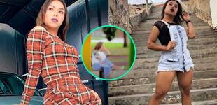 Dayanita, actriz de JB en ATV, estará en Andrea para saber si es padre de un niño