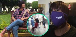 """Sonaly Tuesta critica a limeños que se vacunaron en Chincha: """"Sacan la vuelta a la norma"""""""