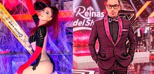 Milena Zárate reveló que bloqueó el programa de Reinas del show en su casa tras pelea por Santi Lesmes [VIDEO]