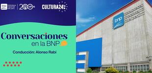 """Biblioteca Nacional: """"Conversaciones en la BNP"""" también en podcast"""