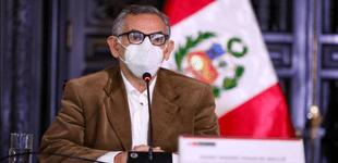Pedro Francke aseguró que el gobierno de Pedro Castillo no promoverá la Asamblea Constituyente