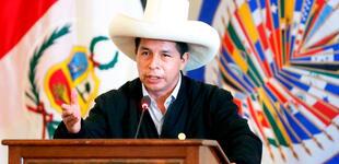 Pedro Castillo propone acuerdo mundial entre mandatarios y dueños de patentes para garantizar vacunas