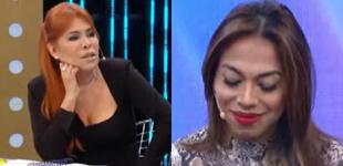 """Magaly Medina ofrece ayuda a Dayanita EN VIVO para ir a ver a su hijo: """"No te puedes derrotar"""""""