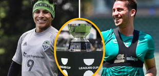Raúl Ruidíaz vs. Santiago Ormeño: se enfrentan por la League Cup y un cupo en la selección peruana