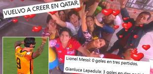 Gianluca Lapadula marca hat-trick y las redes sociales estallan previo a las Eliminatorias [VIDEO]