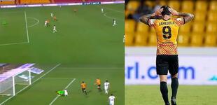 Emocionante: hinchas corearon así el nombre de Gianluca Lapadula y Perú en el estadio por hat-trick [VIDEO]
