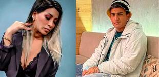 Paula Arias: su reacción al ver escuchar el ampay de su novio con su expareja