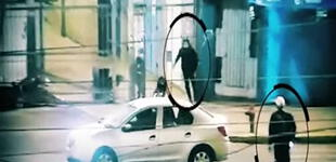 La Victoria: ladrones quisieron robar a su propia vecina, pero taxista lo evita con hábil maniobra [VIDEO]