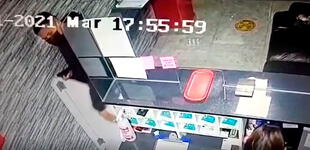 "Breña: cámaras de seguridad captan asalto a hostales por delincuente apodado ""mata por gusto"" [VIDEO]"