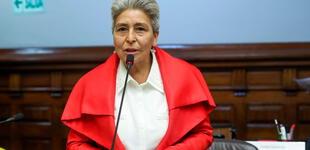 """María Agüero, congresista de Perú Libre: """"A mí el sueldo de congresista no me alcanza"""""""