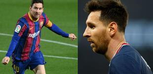 Lionel Messi sin goles en PSG: ¿Cuándo tardó su primer tanto en Barcelona?